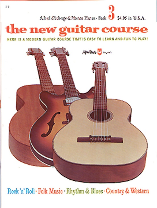 The New Guitar Course, Book 3