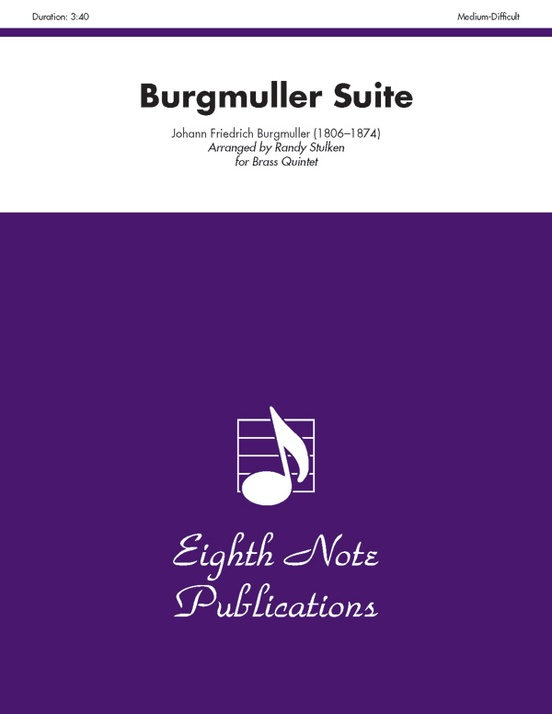 Burgmuller Suite