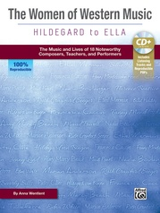 The Women of Western Music: Hildegard to Ella