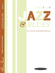 Jazz & Blues, Books 5 & 6
