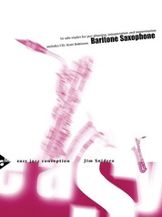 Easy Jazz Conception: Baritone Saxophone