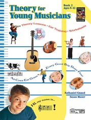 Theory for Young Musicians, Book 2