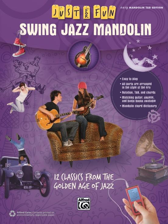 Just for Fun: Swing Jazz Mandolin