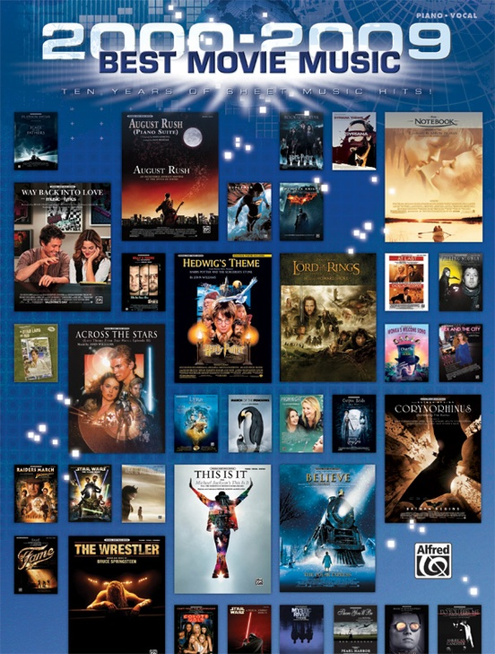 2000--2009 Best Movie Music