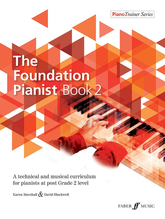 The Foundation Pianist, Book 2