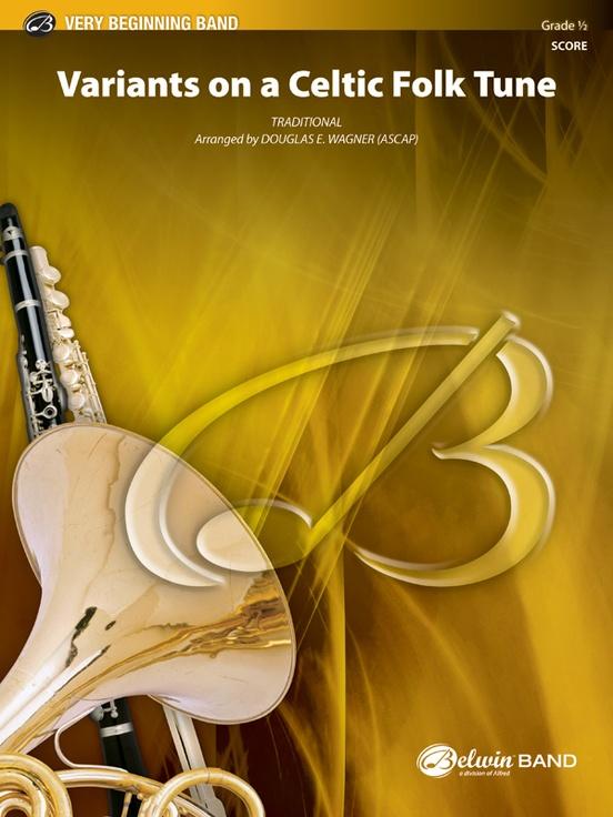 Variants on a Celtic Folk Tune