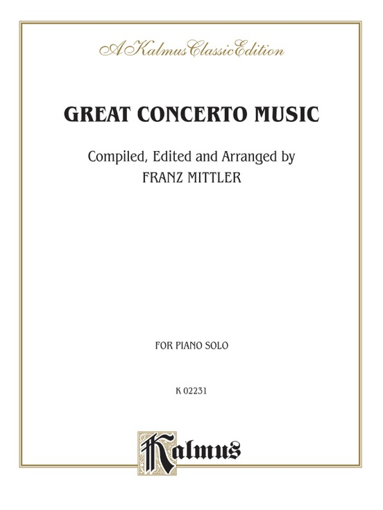 Great Concerto Music