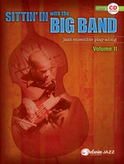 Sittin' In with the Big Band, Volume II