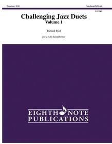 Challenging Jazz Duets, Volume 1