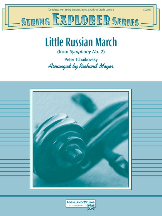 Little Russian March (from Symphony No. 2)