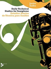 Daily Technical Studies for Saxophone