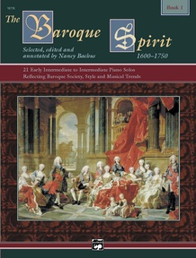 The Baroque Spirit (1600--1750), Book 1
