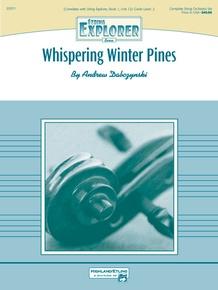 Whispering Winter Pines