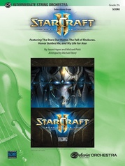 StarCraft II: Legacy of the Void, Selections from