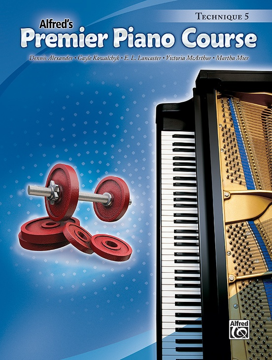 Premier Piano Course, Technique 5