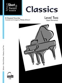 Short & Sweet Classics, Level 2