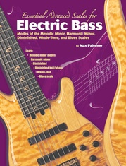 Essential Advanced Scales for Electric Bass