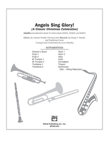 Angels Sing Glory! (A Classic Christmas Celebration)