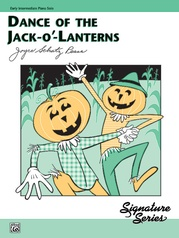 Dance of the Jack O'Lanterns