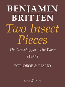 2 Insect Pieces