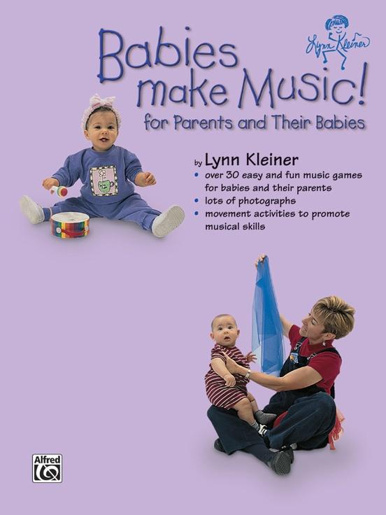 Kids Make Music Series: Babies Make Music!