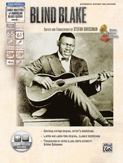 Stefan Grossman's Early Masters of American Blues Guitar: Blind Blake