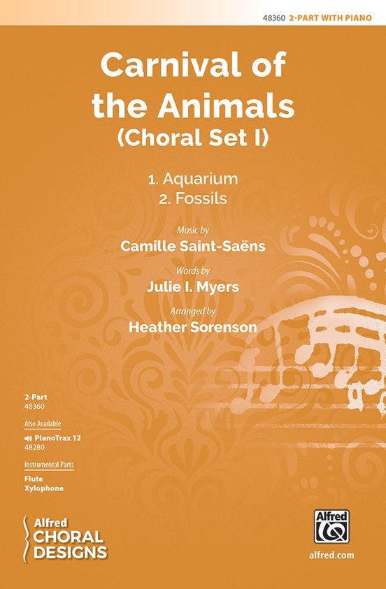 Carnival of the Animals: Choral Set I