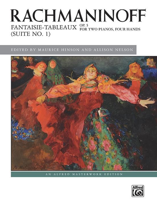 Fantaisie-tableaux (Suite No. 1), Op. 5
