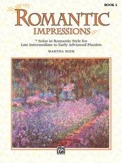 Romantic Impressions, Book 4