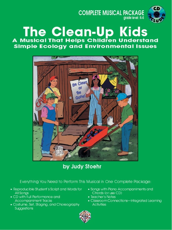 The Clean-Up Kids
