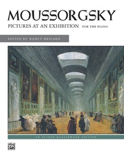 Moussorgsky, Pictures at an Exhibition