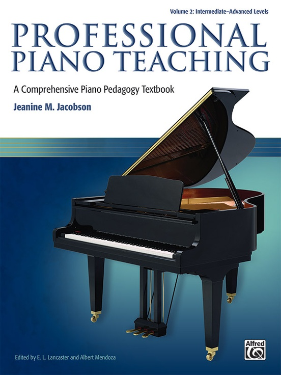 Professional Piano Teaching, Volume 2
