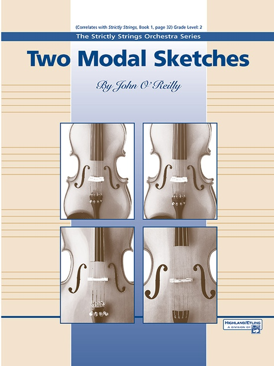 Two Modal Sketches