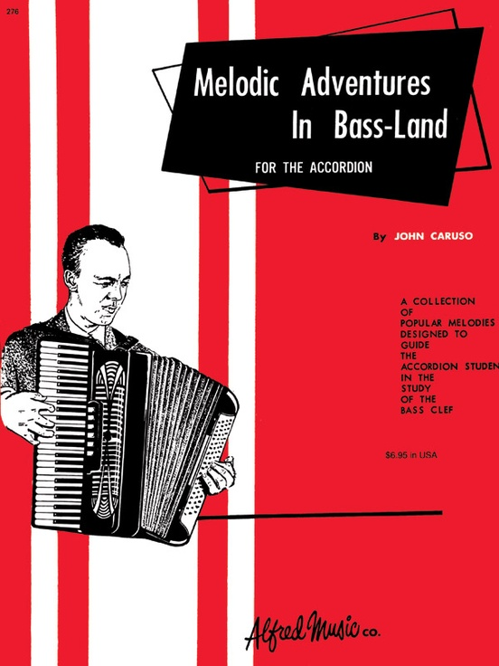 Palmer-Hughes Accordion Course Melodic Adventures in Bass-Land