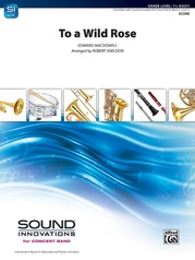 To a Wild Rose (from Woodland Sketches, Opus 51)