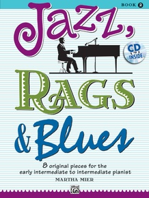Jazz, Rags & Blues, Book 2