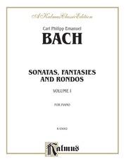 Sonatas, Fantasias & Rondos, Volume I