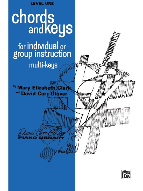 Chords and Keys, Level 1: Piano Book