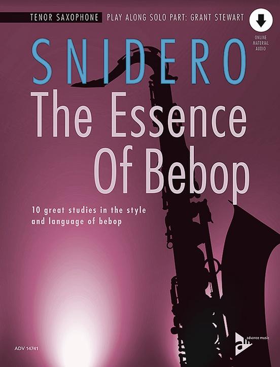 The Essence of Bebop: Tenor Saxophone