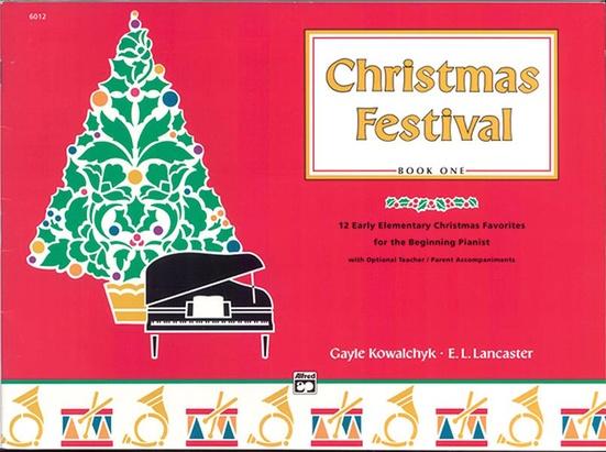 Christmas Festival, Book 1