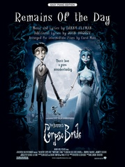 Remains of the Day (from Corpse Bride)