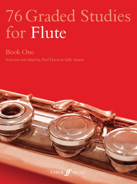 76 Graded Studies for Flute, Book One
