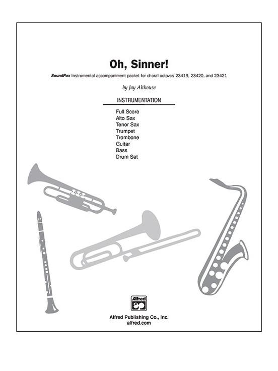 Oh, Sinner!