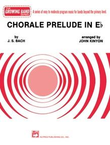 Chorale Prelude in E-flat