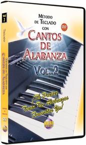 Método con Cantos de Alabanza: Teclado Vol. 2