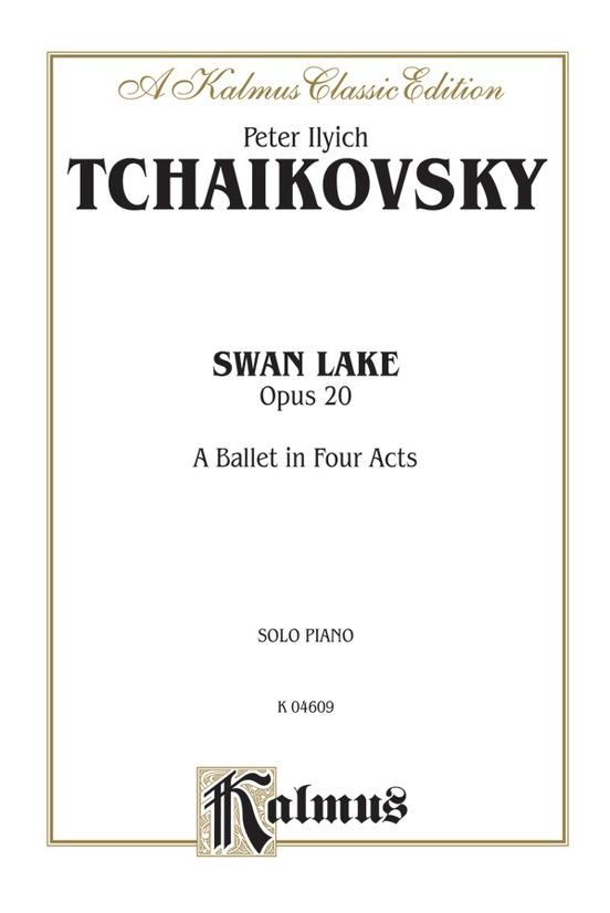 Swan Lake, Opus 20