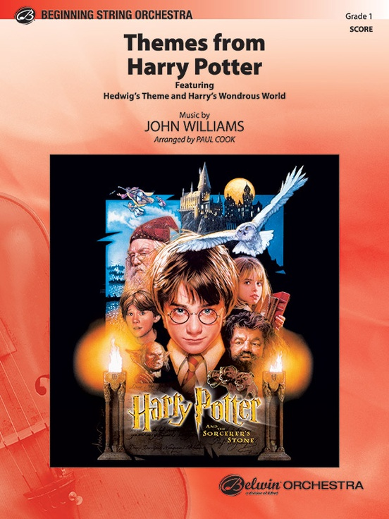 Themes from Harry Potter