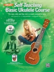 Alfred's Self-Teaching Basic Ukulele Course