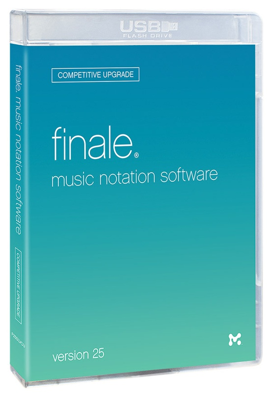 Finale® Competitive Upgrade