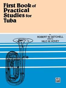 Practical Studies for Tuba, Book I